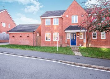 Thumbnail 4 bedroom detached house for sale in Barons Close, Kirby Muxloe, Leicester