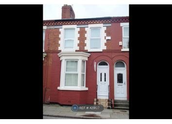 Thumbnail 2 bed terraced house to rent in Eton Street, Liverpool