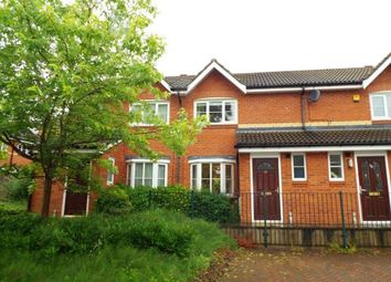 Thumbnail 2 bed terraced house for sale in Howty Close, Wilmslow, Cheshire