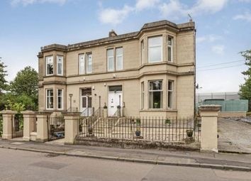 Thumbnail 2 bed flat for sale in Easterhill Street, Glasgow, Lanarkshire
