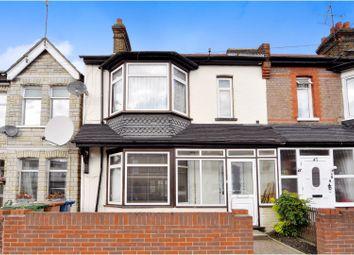 Thumbnail 4 bed terraced house for sale in Gordon Road, Wealdstne