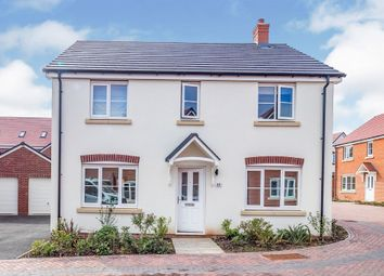 Thumbnail 4 bed detached house for sale in Overbury Way, Wellesbourne, Warwick