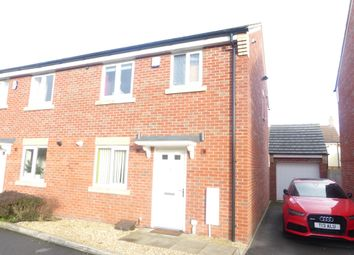 Thumbnail 3 bed semi-detached house for sale in Griffins Crescent, Walsall