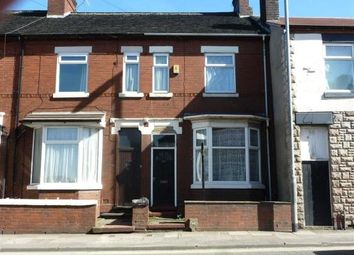 Thumbnail 3 bedroom terraced house to rent in Victoria Road, Fenton, Stoke On Trent