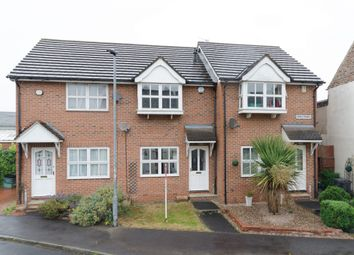 Thumbnail 2 bedroom terraced house for sale in Emily Mews, York
