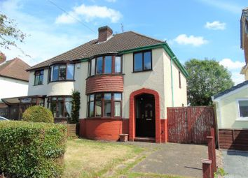Thumbnail 3 bed semi-detached house for sale in Winchester Road, Fordhouses, Wolverhampton