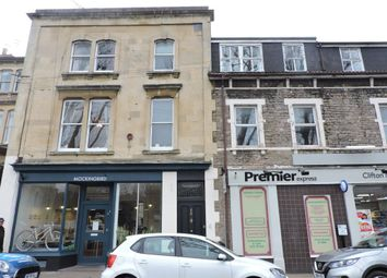Thumbnail 4 bed flat to rent in Alma Vale Road, Clifton, Bristol