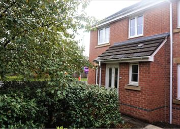 Thumbnail 3 bed end terrace house for sale in Heritage Way, Pontyclun