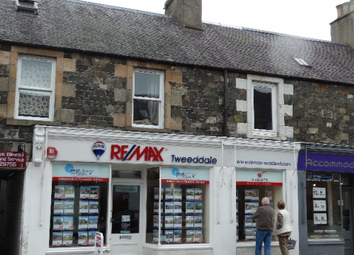 Thumbnail 2 bed flat to rent in Northgate, Peebles, 8Rs