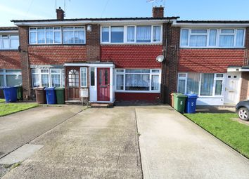 Thumbnail 3 bedroom terraced house for sale in Bryanston Road, Tilbury