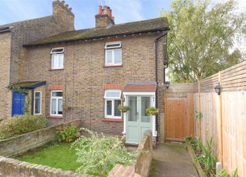 Thumbnail 2 bed end terrace house for sale in Manor Road, Walton-On-Thames