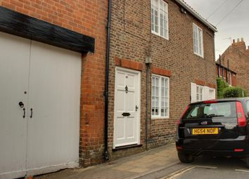 Thumbnail 1 bedroom terraced house to rent in Minster Moorgate, Beverley