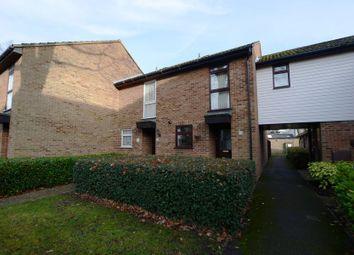 Thumbnail 2 bed end terrace house to rent in Alder Close, Ash Vale, Aldershot