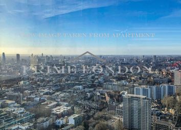 Thumbnail 2 bed flat for sale in Carrara Tower, 250 City Road, London
