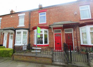Thumbnail 2 bedroom terraced house to rent in Vine Street, Darlington