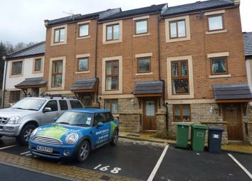 Thumbnail 5 bed town house to rent in Greenlea Court, Huddersfield