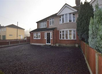 Thumbnail 5 bedroom semi-detached house for sale in Ward Avenue, Grays, Essex