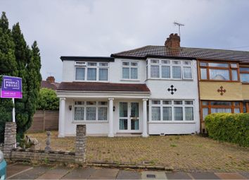 4 bed end terrace house for sale in Scarborough Road, London N9