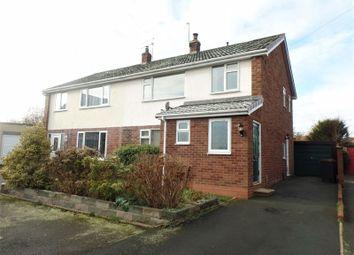 3 bed semi-detached house for sale in Mentone Crescent, Edgmond, Newport TF10