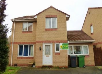 Thumbnail 3 bed detached house to rent in Mitchell Close, St. Mellons, Cardiff