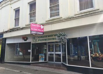 Thumbnail Retail premises to let in 60 Causewayhead, Penzance, Cornwall