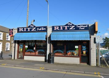 Thumbnail Restaurant/cafe for sale in Station Road, Skewen, Swansea