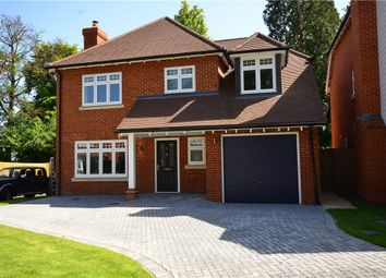 Thumbnail 4 bed detached house for sale in Windrush Heights, Little Sandhurst, Berkshire