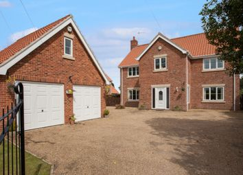 Thumbnail 4 bedroom detached house for sale in Reepham Road, Bawdeswell, Dereham