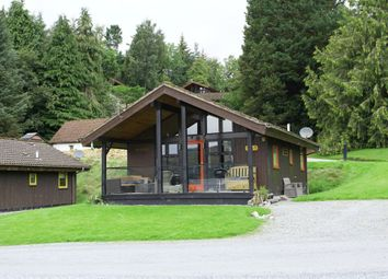 Thumbnail 2 bed lodge for sale in Loch Tay Highland Lodges, By Killin
