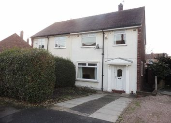 Thumbnail 3 bed semi-detached house for sale in Hamilton Crescent, Heaton Mersey, Stockport