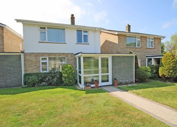 Thumbnail 3 bed detached house for sale in Keswick Road, New Milton