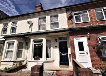 Coronation Road, Basingstoke RG21. 2 bed terraced house