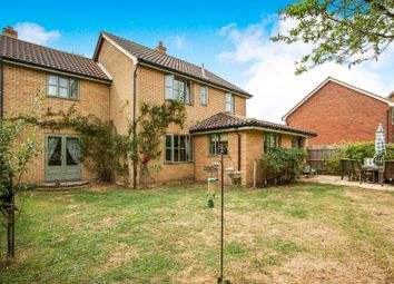 Thumbnail 5 bed detached house for sale in Maisies Meadow, Worlingworth, Woodbridge