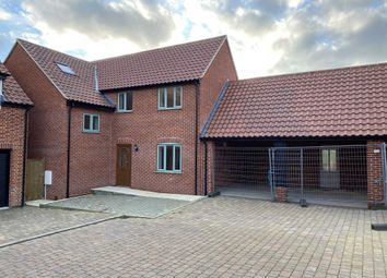 Thumbnail 5 bed detached house for sale in The Street, South Walsham, Norwich