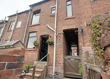 Thumbnail 3 bedroom terraced house for sale in Tennyson Road, Sheffield