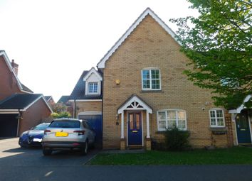 Thumbnail 4 bed semi-detached house for sale in Swift Drive, Stowmarket