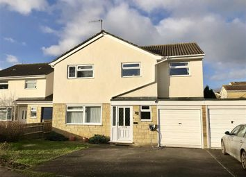Thumbnail 4 bed detached house for sale in Redhill Close, Derry Hill, Calne, Wiltshire