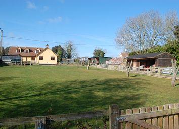 Thumbnail 5 bedroom detached house for sale in Swamp Lane, Great Ellingham, Attleborough