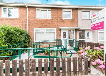 Thumbnail 3 bed terraced house for sale in Windmill Terrace, Stockton-On-Tees