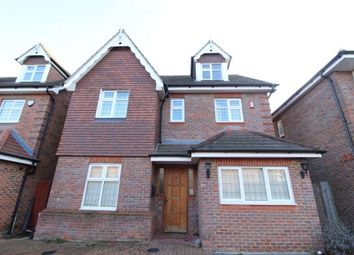 Thumbnail 5 bed detached house to rent in Flora Close, Stanmore, London