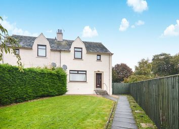 Thumbnail 3 bed semi-detached house to rent in Hill Terrace, Markinch, Glenrothes