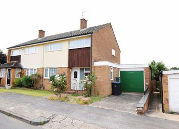 Thumbnail 3 bed semi-detached house for sale in Woodhill, Harlow