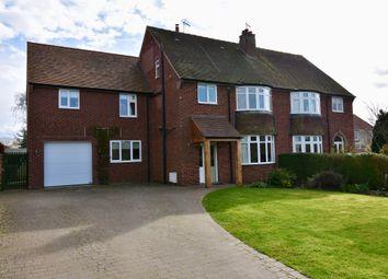 Thumbnail 5 bed semi-detached house for sale in Park Road, Norton, Malton