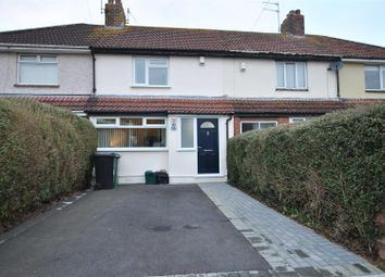 Thumbnail 2 bed terraced house for sale in Kylross Avenue, Whitchurch, Bristol