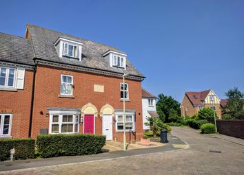 Thumbnail 3 bed property to rent in Forum Way, Kingsnorth, Ashford
