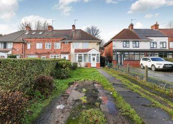 Thumbnail 3 bed end terrace house for sale in Botha Road, Bordesley Green, Birmingham, West Midlands