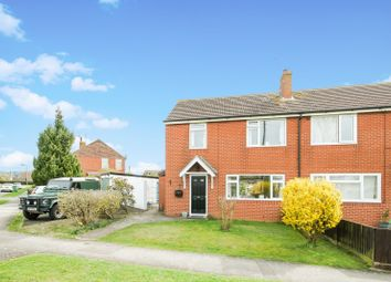Thumbnail 3 bed semi-detached house for sale in Mathews Way, Wootton, Abingdon