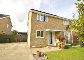 Thumbnail 2 bed semi-detached house to rent in Highview Close, Maidstone