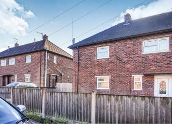 Thumbnail 2 bed semi-detached house for sale in Emsworth Road, Blurton, Stoke-On-Trent