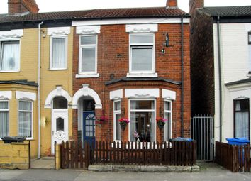 Thumbnail 3 bed terraced house to rent in St. Matthew Street, Hull